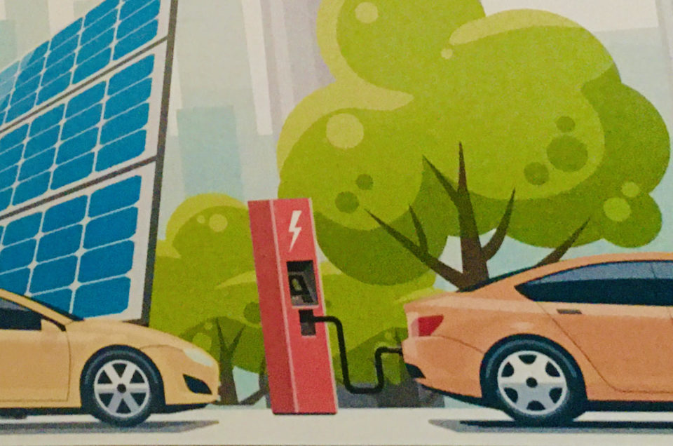 Renting de vehículos para un mundo en cambio.